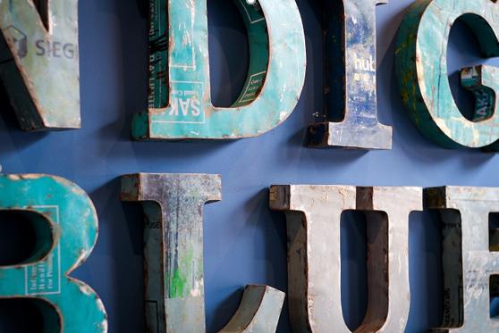 Decorar amb lletres corpòries: per què t'agradarà tant?
