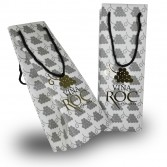 Hot stamping wine bags