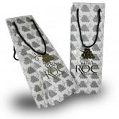 Bolsas de papel porta botellas con stamping