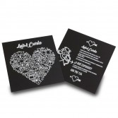 White Ink 148 Wedding Invitations