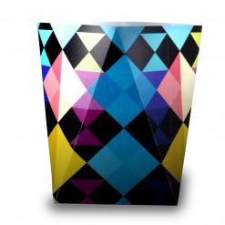 Papelera decorativa Abstract 1