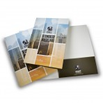 A4 Presentation Folders single sided