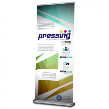 Roll-up Deluxe 100x200