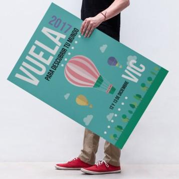 Cartel/Poster estándar A2 1 cara